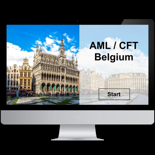 AML CFT Belgium
